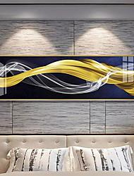 Недорогие -Абстракция Декор стены Нетканые европейский Предметы искусства, Гобелены Украшение
