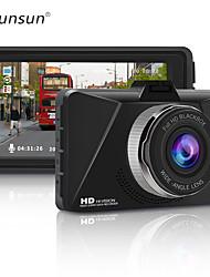 Недорогие -JUNSUN Q6 Full HD 1080 P Автомобильный видеорегистратор 3-дюймовый видеозаписи WDR видеорегистратор ночного видения Автомобильный видеорегистратор парковочный монитор