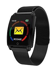 Недорогие -Смарт-часы DS126 BT Поддержка фитнес-трекер уведомить и совместимый монитор сердечного ритма Samsung / Sony мобильных телефонов / Apple, Iphone