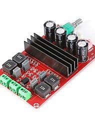 Недорогие -xh-m190 tda3116d2 плата цифрового усилителя tpa3116 двухканальный аудиоусилитель