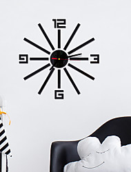 """abordables -Contemporáneo moderno Moda Acrílico Redondo Interior 16"""" x 16"""" (40cm x 40cm)"""