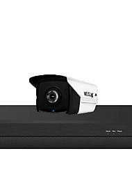 Недорогие -3 миллиона h.265 poe1 комплект камер наблюдения бытовая техника poe сеть аудио hd камера ночного видения комплект еды