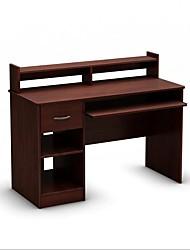 Недорогие -Экологичный компьютерный стол из вишни - отлично подходит для детей, подростков, взрослых