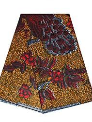 preiswerte -Baumwolle Geometrisch Muster 112 cm Breite Stoff für Shirt verkauft bis zum 6 Yard