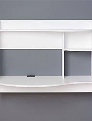 Недорогие -современный настенный ноутбук компьютерный стол в белом