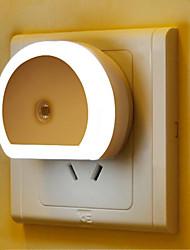 Недорогие -Светодиодный ночник на рассвете датчик лампа с двойным портом usb зарядки детское настенный светильник датчик для детей, взрослых, спальни