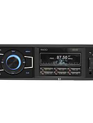 Недорогие -SWM S1 4,1 дюйма 2 дин другие ОС автомобиля MP4-плеер / автомобильный mp3-плеер с задней камерой / FM-передатчик / радио для Volkswagen / Toyota / Nissan Bluetooth / другие / Mini USB поддержка