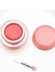 저렴한 -2 pcs 싱글 색상 입술 젖은 모이스처라이징 / 멀티기능 글래머&드라마틱 / 새로운 도착 구성하다 화장품 미용 용품