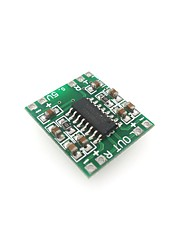 Недорогие -Миниатюрный цифровой усилитель мощности pam8403 3xx2 модуль усилителя мощности