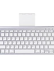 Недорогие -Litbest Bluetooth Ультратонкая клавиатура Поддержка трех систем общего планшета телефона клавиатуры