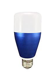 billige -1pc 5 W LED-globepærer 210-310 lm E26 / E27 6 LED Perler Kold hvid 220-240 V