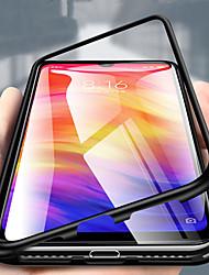 Недорогие -Кейс для Назначение Huawei Huawei P20 / Huawei P20 Pro / Huawei P20 lite Прозрачный Чехол Однотонный Твердый Металл