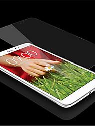 Недорогие -LGScreen ProtectorLG G Pad 8.3 (v500, v510) Уровень защиты 9H Защитная пленка для экрана 1 ед. Закаленное стекло