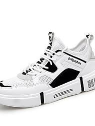 economico -Per uomo Suole leggere Retato Estate Per sport / Casual Sneakers Corsa / Footing Traspirante Bianco / Nero