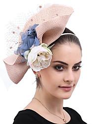 tanie -Damskie Modny Moda Elegancja Pióro,Kwiaty