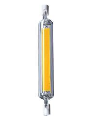 Недорогие -Brelong светодиодное освещение R7S свет стеклянная лампа 15 Вт 220-240 В база холодный белый теплый белый 1 шт