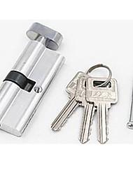 Недорогие -Замок Медь Разблокировка ключа для Ключи / Для дверного проема