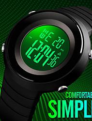 Недорогие -Skmei-1507 Smart Watch BT Поддержка фитнес-трекер уведомить и спортивный монитор SmartWatch для мобильных телефонов Android и Iphone