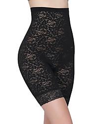 cheap -women's shaping panties - lace 1 piece high waist