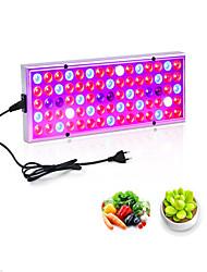 Недорогие -1 комплект 25 Вт 850 лм 75 светодиодных бусин полного спектра растущий светильник овощной теплицы