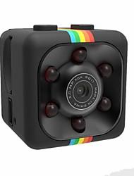 Недорогие -1080p мини-камера sq11 hd видеокамера ночного видения dv видео рекордер обнаружение движения full hd 2.0mp инфракрасное ночное видение dv dv видео диктофон dv камера
