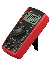 Недорогие -цифровой мультиметр uni-t ut39b ac dc ручной мультиметр среднеквадратичный с ЖК-дисплеем