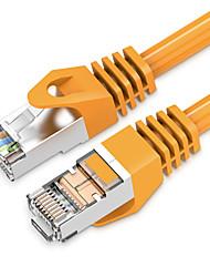 Недорогие -Изобретение cat6a ethernet-кабель rj45 cat6a сетевой кабель rj45 сетевой ethernet патч-корд для компьютера маршрутизатор ноутбук ethernet-кабель 5 м