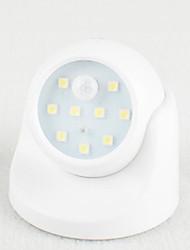 Недорогие -1шт LED Night Light Тёплый белый Аккумуляторы AAA Интеллектуальная индукция / Простота транспортировки / чулан 5 V