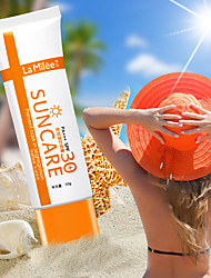 abordables -Corrector y Base Atención de Salud / Protección Maquillaje 1 pcs Ingredientes 100% naturales Crema Cuidado / Adulto Maquillaje de Diario Protección Solar Cosmético Útiles de Aseo