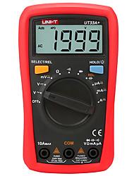 Недорогие -Цифровой мультиметр Блок постоянного / переменного напряжения, измеритель тока, ручной амперметр, диод, емкостный тестер, 1999 г.