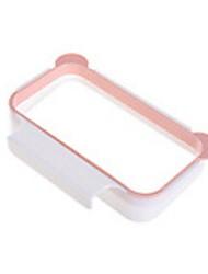 رخيصةأون -جودة عالية مع البلاستيك الرفوف وشمعدانات Everyday Use مطبخ تخزين 2 pcs