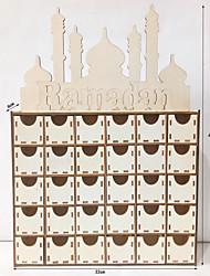 Недорогие -Орнаменты Дерево 1 комплект Свадьба
