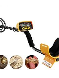 abordables -Detector de metales profesional md-6250 7.09 kzz metal subterráneo Detector de tesoros herramienta de búsqueda localizador electrónico búsqueda de oro detectar detectar