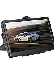 Недорогие -Windows CE 6.0 Автомобильный GPS-навигатор Сенсорный экран / GPS для Универсальный Поддержка MPEG / AVI / MPG MP3 / WMA / WAV GIF / BMP / JPG