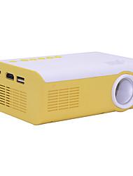 Недорогие -мини-проектор - проектор huimi, совместимый с hdmi / usb / компьютером / смартфоном для мультфильмов и фильмов