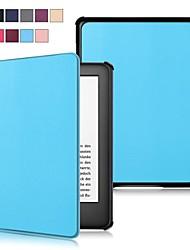 Case For Amazon Kindle PaperWhite 4 Shockproof / Auto Sleep