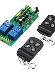 Недорогие -интеллектуальный коммутатор ak-rk04s-220 + ak-hd04 для гостиной / спальни / для ежедневного творчества / многофункциональный / простой в установке беспроводной пульт дистанционного управления 220 В /