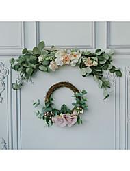 Недорогие -Лепестки Нетканое полотно 1 комплект Свадьба