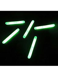 Недорогие -10шт рыбалка ночь флуоресцентный свет поплавок свечение палку lightstick 4,5 * 39 мм высокого качества орудий лова