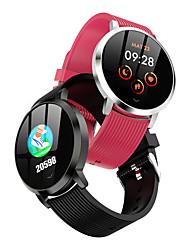 Недорогие -Kimlink LV09 Мужчина женщина Смарт Часы Android iOS Bluetooth Водонепроницаемый Сенсорный экран Пульсомер Измерение кровяного давления Спорт