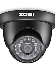 Недорогие -Zosi 720 P TV Открытый Крытый Видеонаблюдение купольная камера HD 1280 ТВЛ всепогодный домашняя система видеонаблюдения системы безопасности