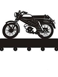 ieftine -creativ montat pe perete motocicletă multifuncțional inel cheie cârlig cârlig cârlig jacheta motocicleta