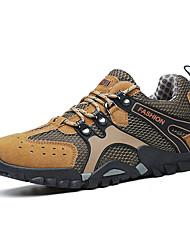 זול -בגדי ריקוד גברים נעלי טיולי הרים נושם נגד החלקה ייבוש מהיר תומך זיעה נוח צעידה נסיעות מבוגרים
