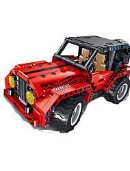 preiswerte -GUDI Bausteine 333 pcs kompatibel Legoing Seltsame Spielzeuge Handgefertigt Eltern-Kind-Interaktion Kletterndes Auto Alles Spielzeuge Geschenk