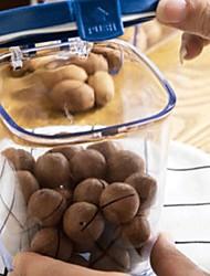 Недорогие -Высокое качество с Стекло Бутылки и емкости для хранения Многофункциональный / Необычные гаджеты для кухни Кухня Место хранения 2 pcs