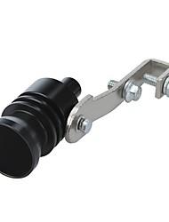 Недорогие -ремонт автомобиля турбо шумоглушитель турбо свист выхлопной трубы эхолот мотоцикл имитатор звука