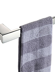 cheap -Towel Bar New Design / Creative Contemporary / Modern Stainless Steel / Stainless steel / Metal 1pc - Bathroom towel ring Wall Mounted