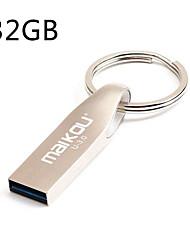 Недорогие -ключ ключ высокоскоростной USB3.0 флэш-накопитель мобильный и диск 32 ГБ