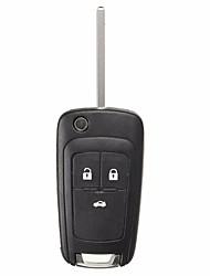 Недорогие -автомобильный брелок для ключей брелок бизнес абс для шевроле / опель 2009 авео / круиз круто