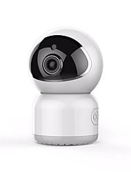 Недорогие -nwr-y11 радионяня wifi умная камера с движением ip-камера беспроводная детская камера белый 1080p alexa / google